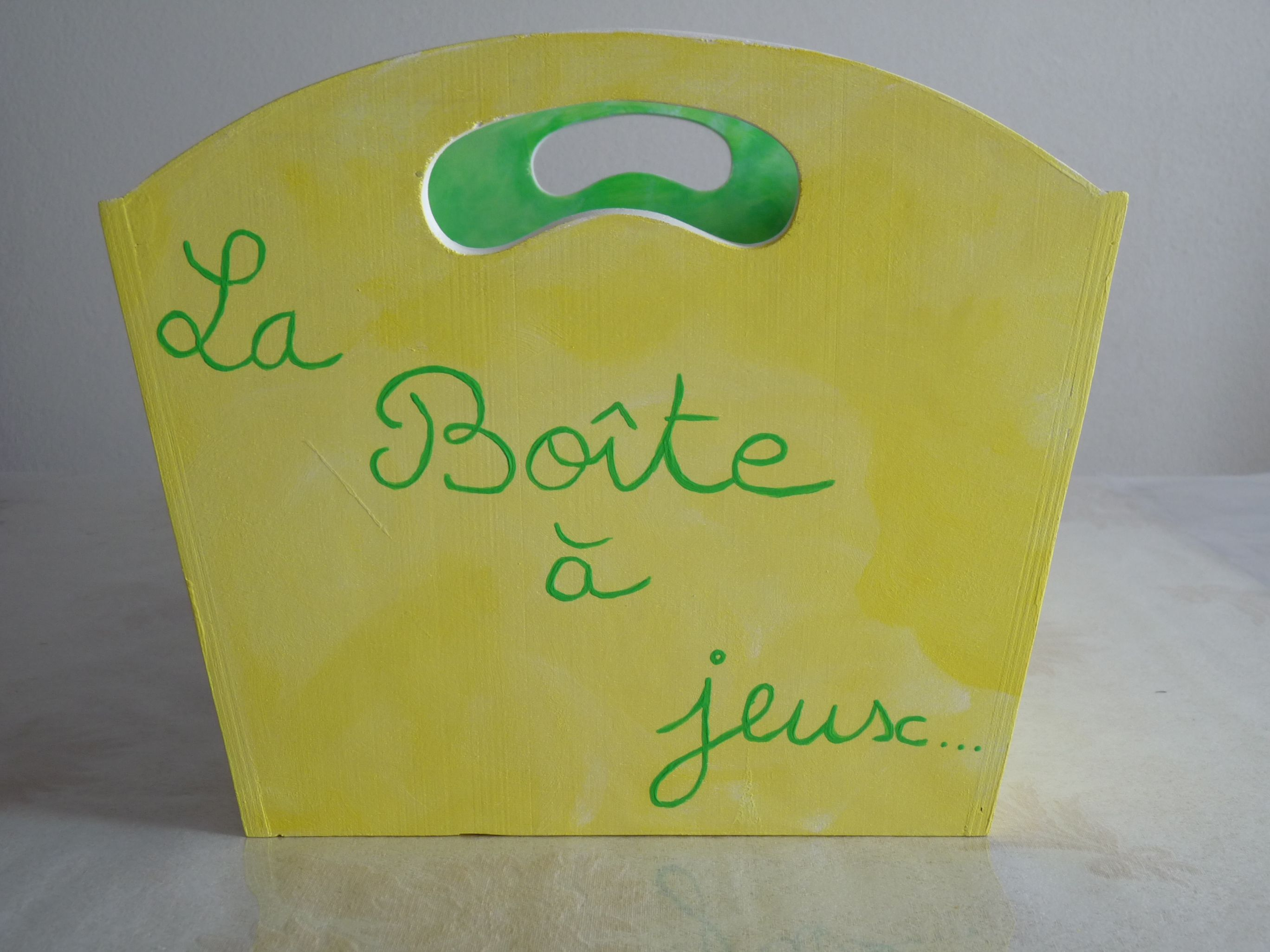 Bo te jeux for Boite a jeux